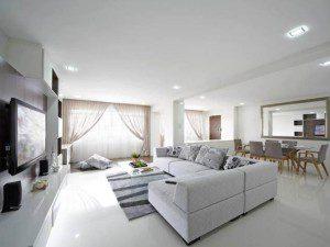 Masterfully designed large spaces