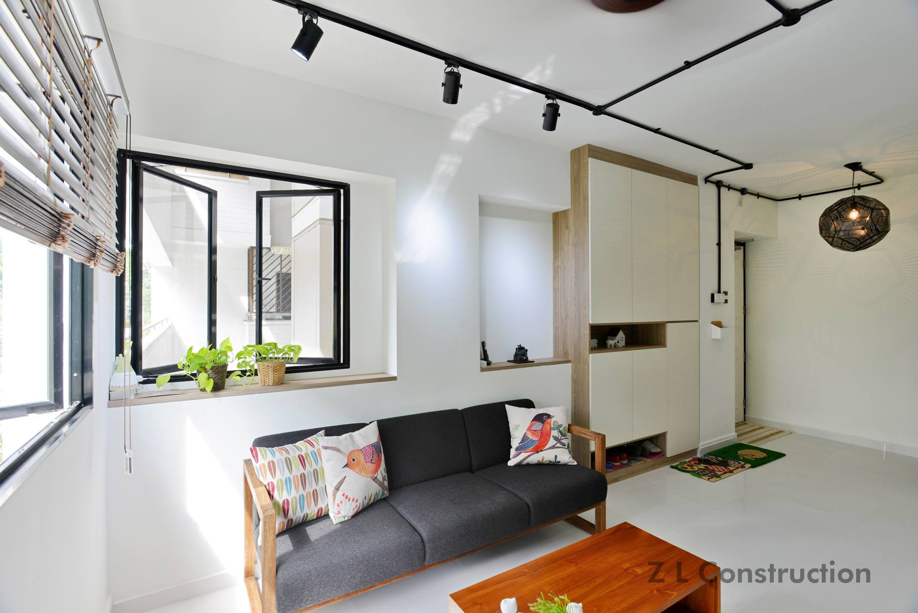Home room interior design and custom carpentry singapore - What does an interior designer make ...
