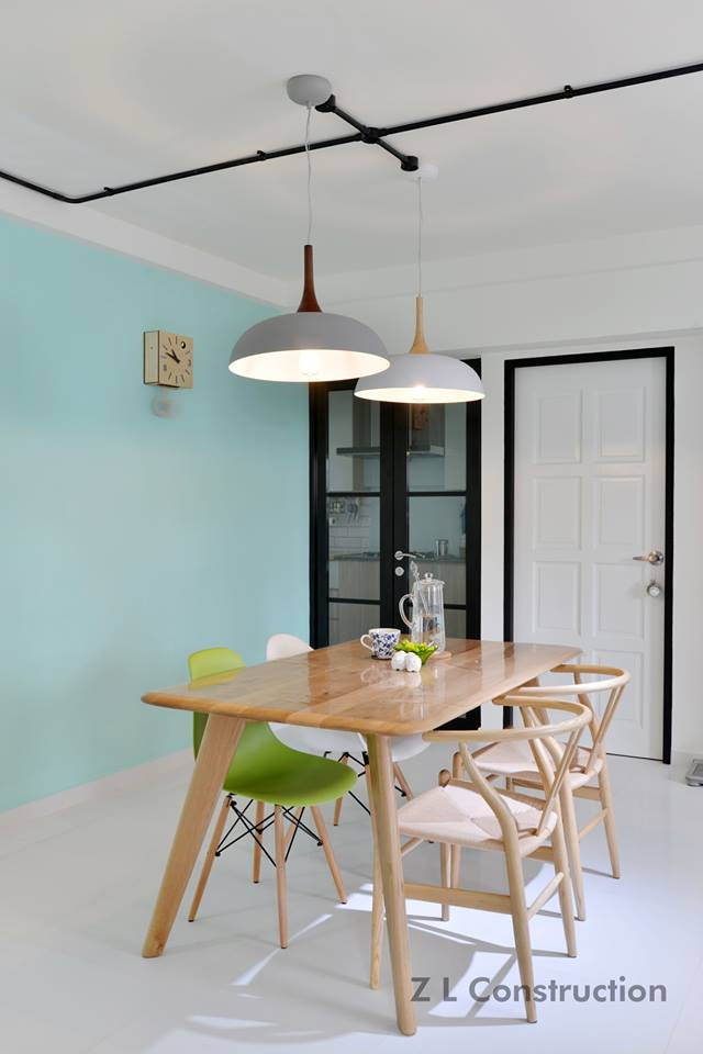 ... Modern Scandinavian Interior Design With A Beachy And Industrial Vibe  (9) ...