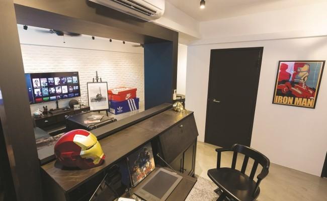 Modern Scandinavian apartment (5)