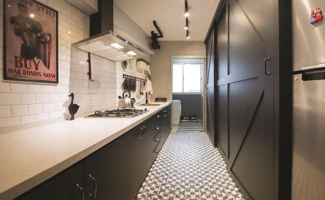 Modern Scandinavian apartment (6)