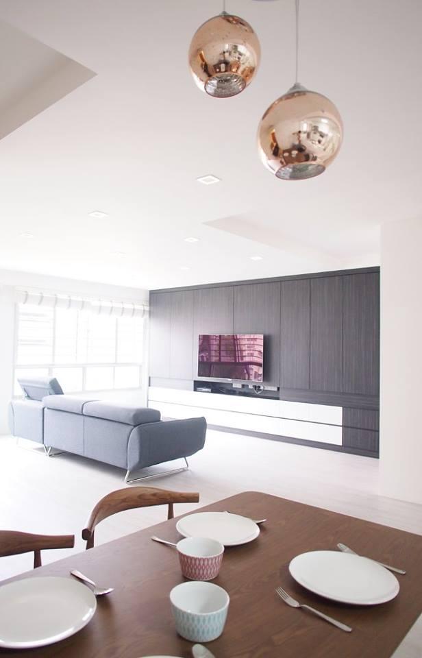Modern luxurious loft that incite envy (9)