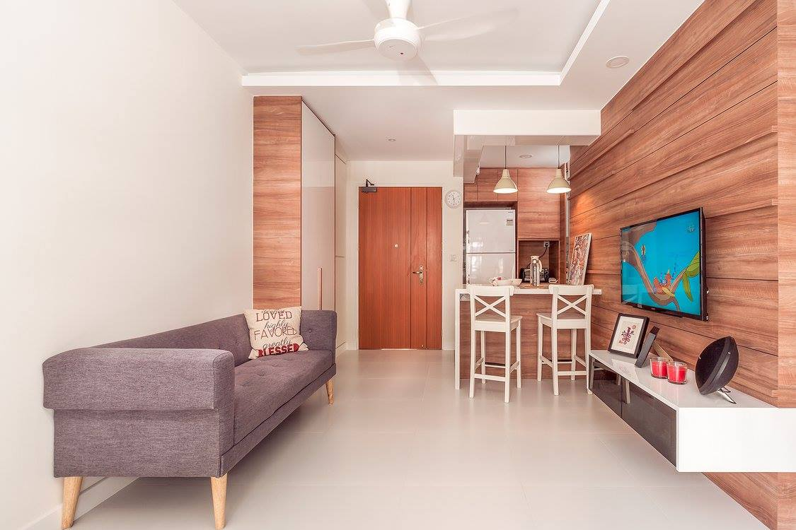Home room interior design and custom carpentry singapore for Modern personalities