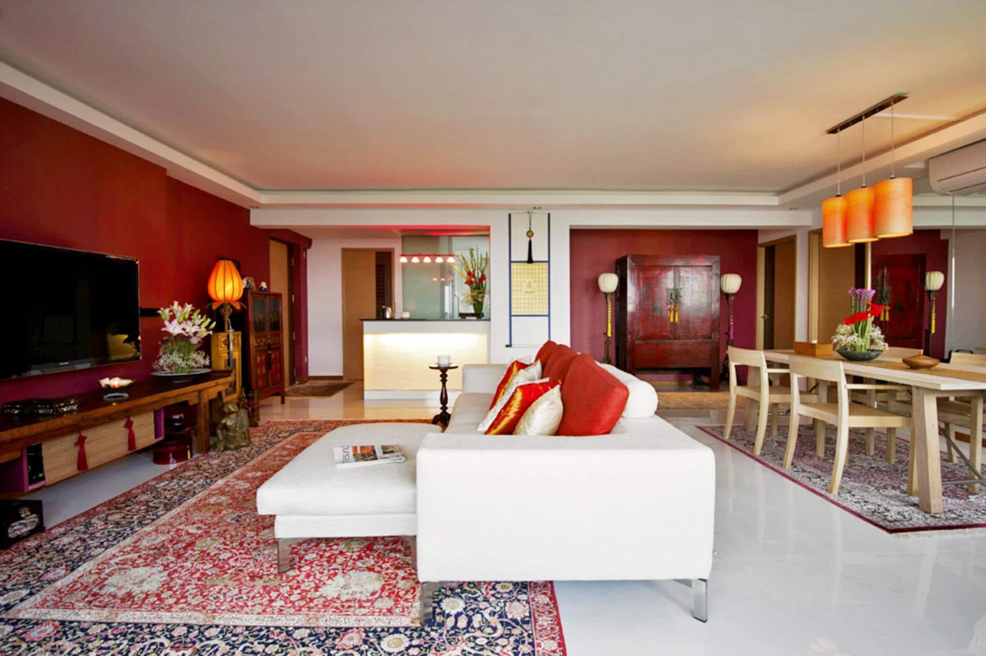 Nest design 10 home renovation singapore for Nest home design