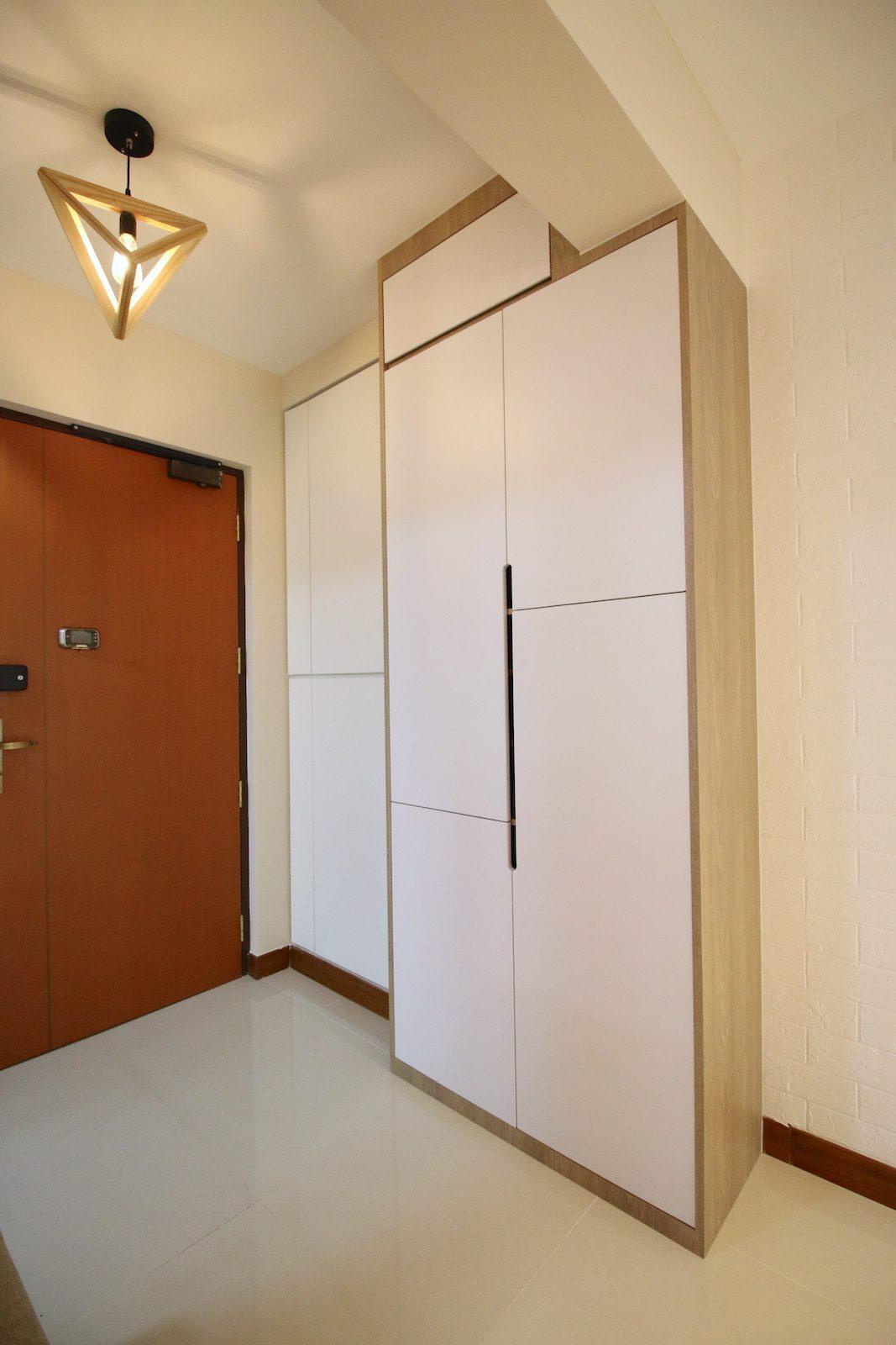 Home Interior Design Foyer: Home Room Interior Design And Custom Carpentry Singapore