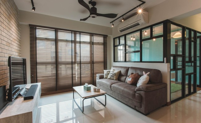 Scandustrial home with eclecticism! (3)