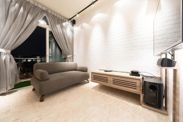Sofa settes (4)