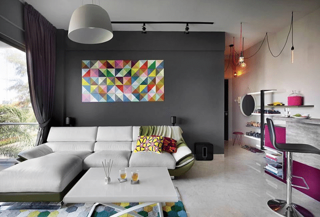 Colorful Interior to make your home shine