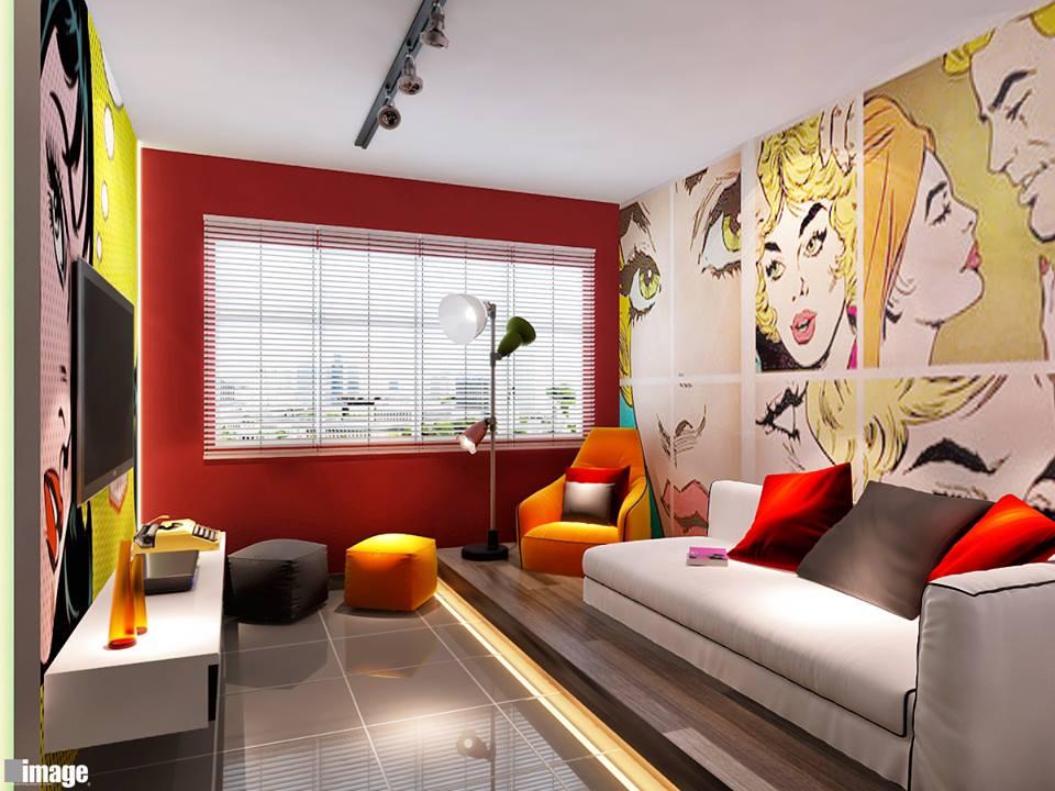 colorful interior (3)
