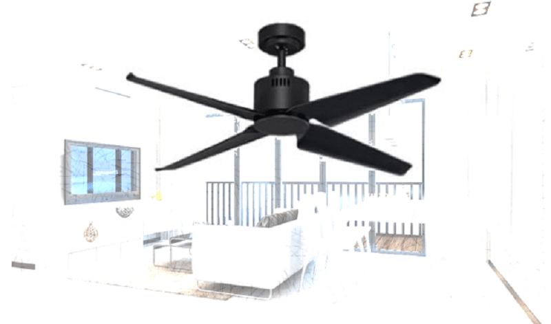 Perfect fans to highlight the beauty of your home