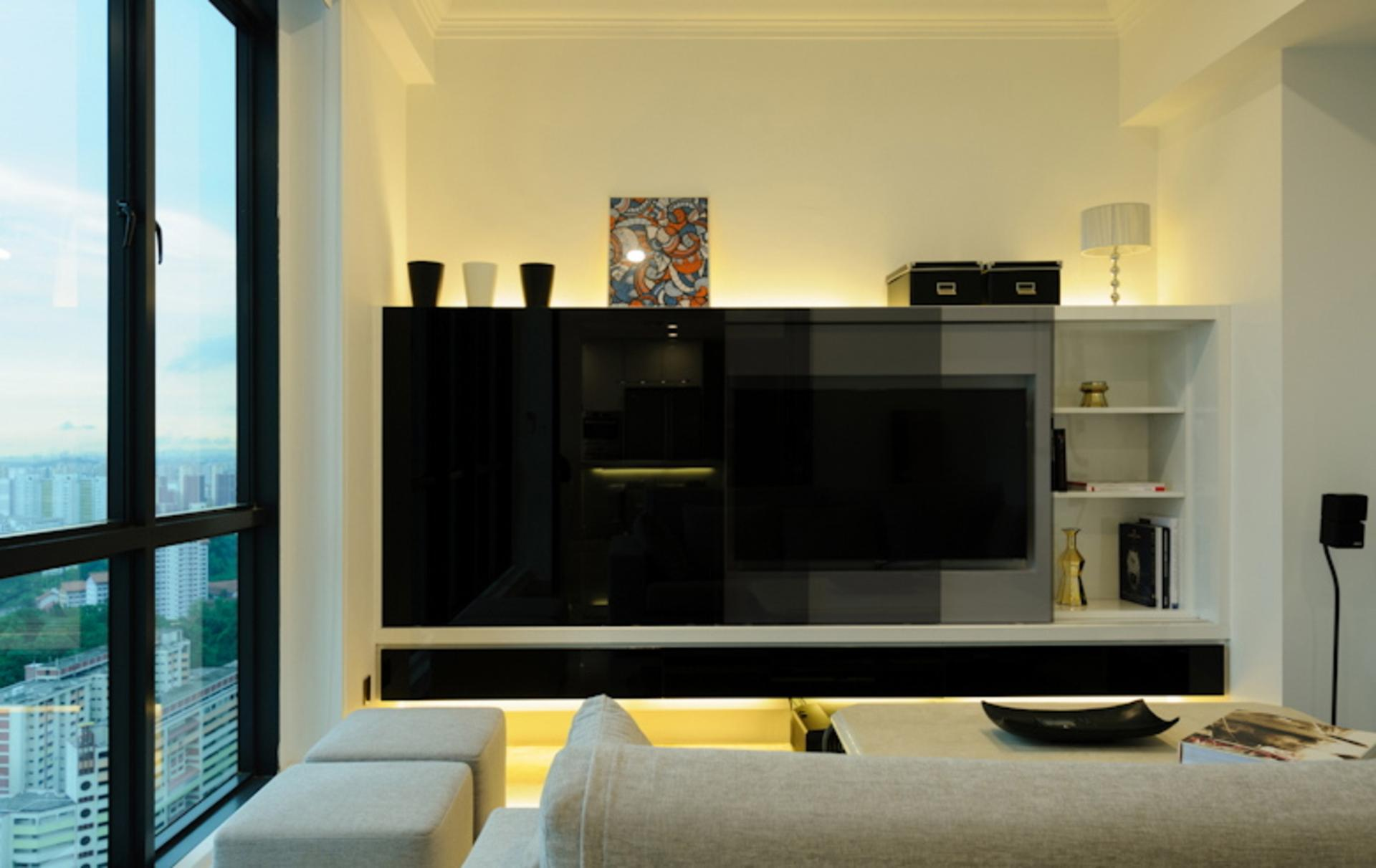 icon interior 24 home renovation singapore. Black Bedroom Furniture Sets. Home Design Ideas