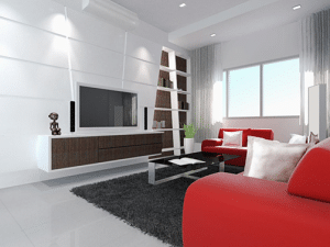 Colourful interior and Creative colors to brighten your home
