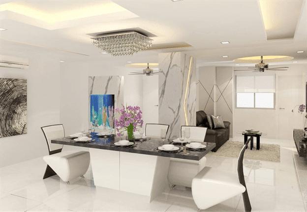 FRESH NEW DINING ROOM DESIGN IDEAS