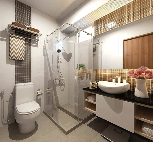 Bathroom Ideas For Hotels And Official Use (1)
