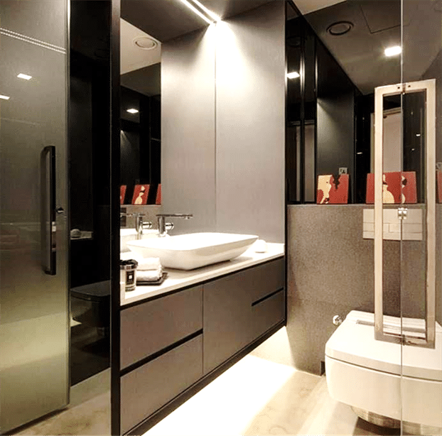 Bathroom Ideas For Hotels And Official Use (2)