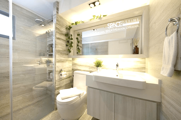 Bathroom Ideas For Hotels And Official Use (5)
