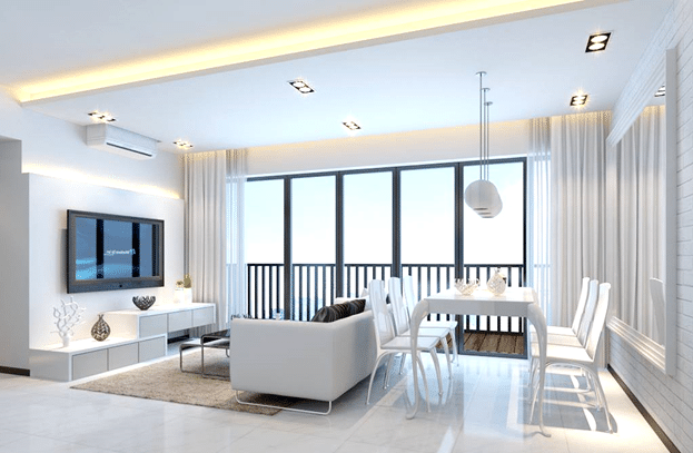 The difference between contemporary and modern interior