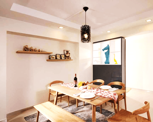 A collection of Dreamy Dining Spaces