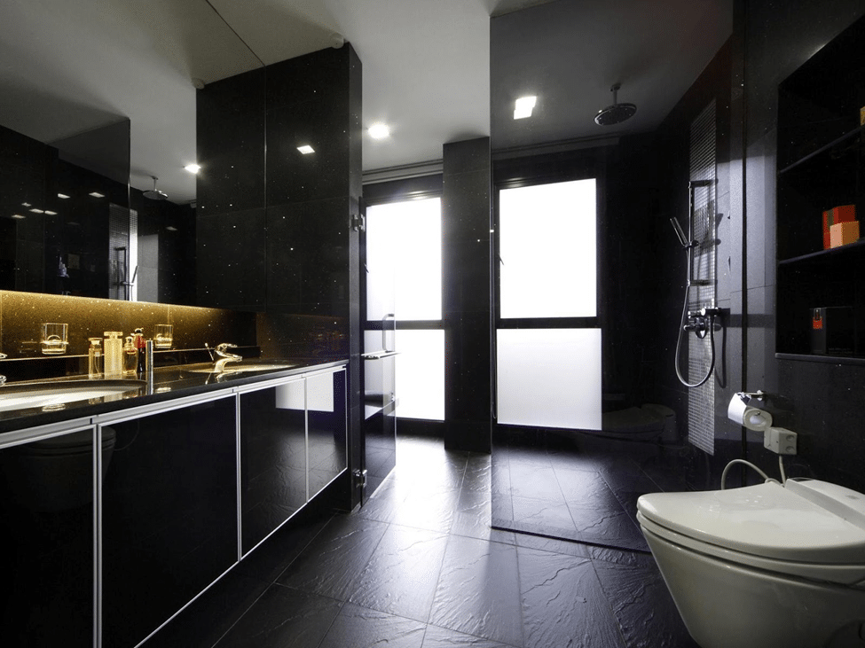 EXTRAVAGANCE AND INVITING BATHROOM DESIGNS (1)
