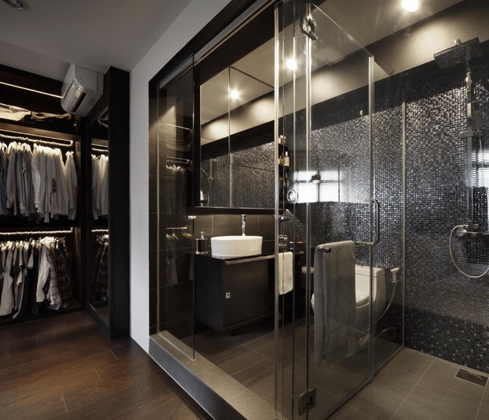 EXTRAVAGANCE AND INVITING BATHROOM DESIGNS (2)