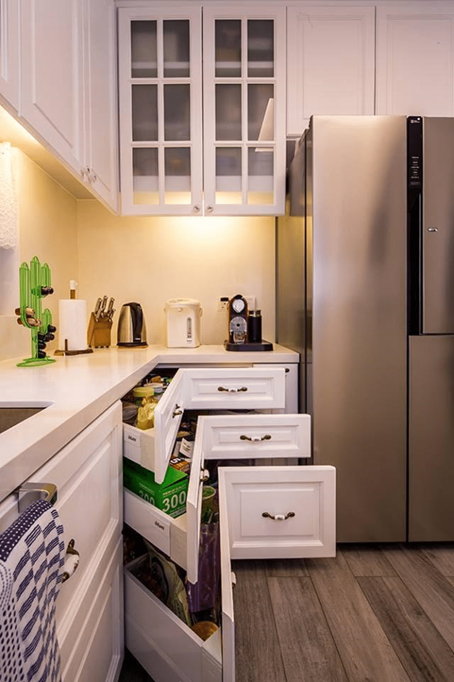 eye striking kitchen renovation design
