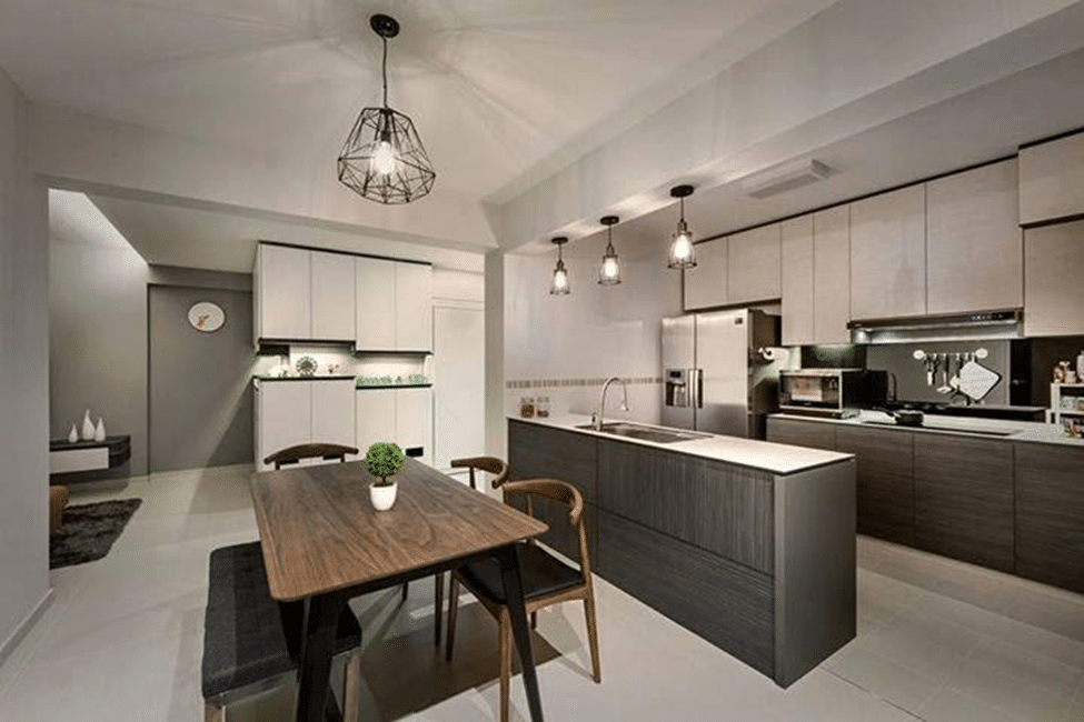 ordinary Kitchen Renovation Design #2: EYE-STRIKING KITCHEN RENOVATION DESIGN (3)