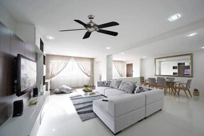 Elegant fans for your home (1)