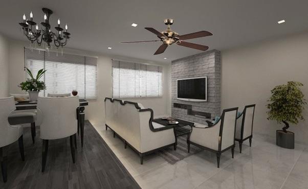 Elegant fans for your home (4)