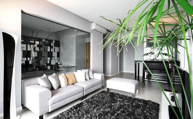 Eye-catching Rugs  in These Trendy Interiors (3)