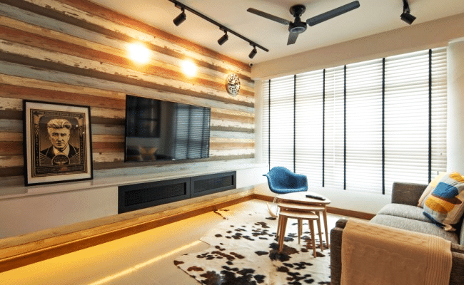 Eye-catching Rugs  in These Trendy Interiors (4)