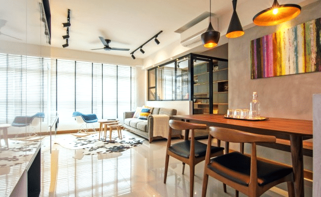 Eye-catching Rugs  in These Trendy Interiors (5)