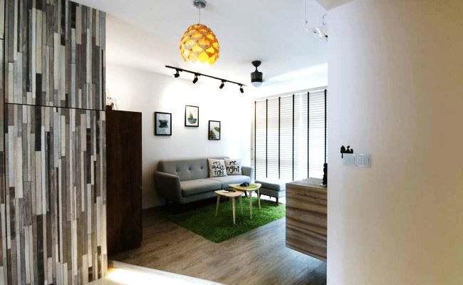 Eye-catching Rugs  in These Trendy Interiors (6)