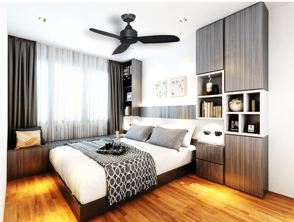 Fans that enhance the elegance of your interior (2)