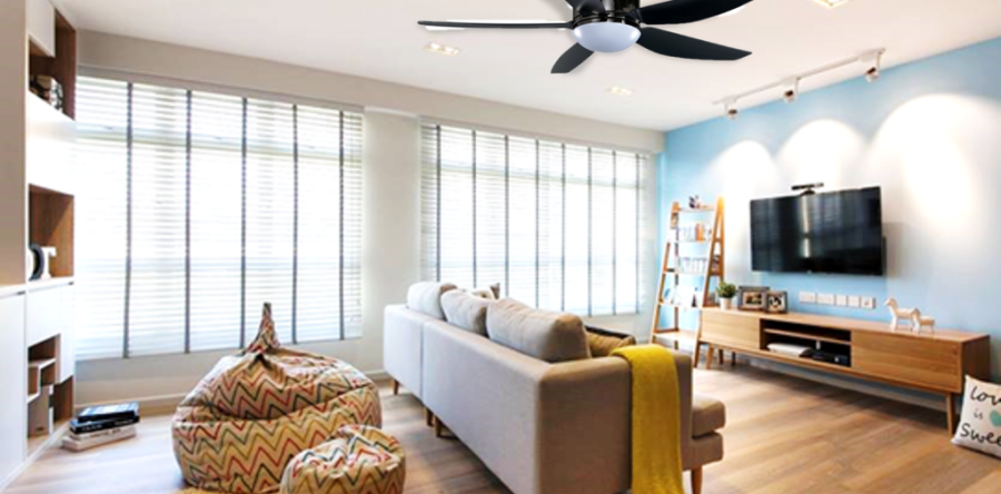 Fans that enhance the elegance of your interior