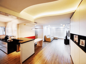 Home Interior: Tips To Add White Interior with Wooden Floor