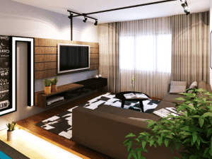 Inspirational TV Lounges for your home
