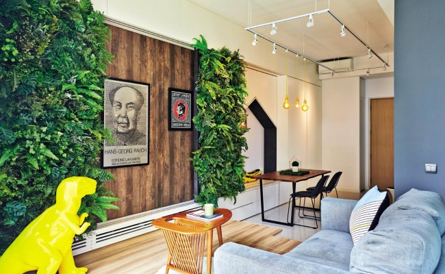 Instill A blast of greenery with these designs to enhance your home (4)