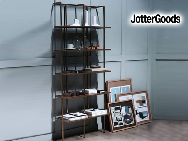 JotterGoods - Plane Shelf