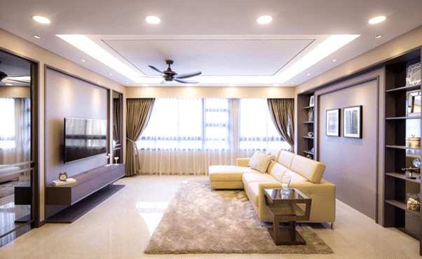 Living Rooms That Demonstrate  Contemporary Living  (11)