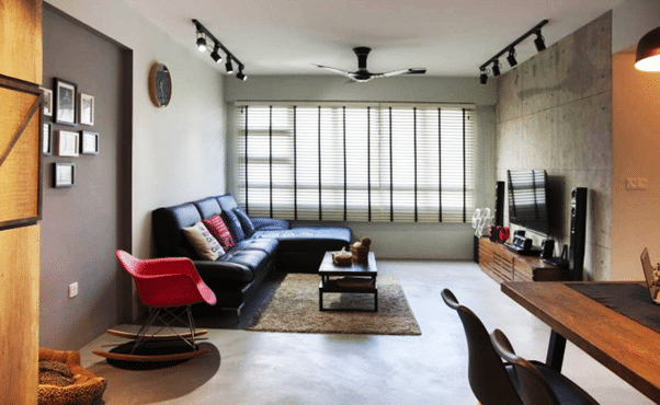 Living Rooms That Demonstrate  Contemporary Living  (2)