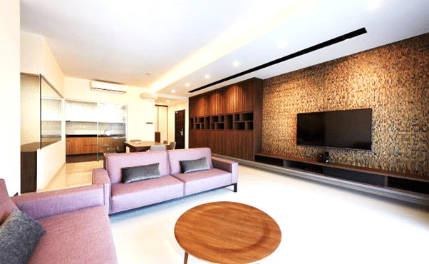 Living Rooms That Demonstrate  Contemporary Living  (5)