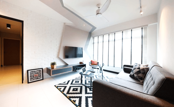 Living Rooms That Demonstrate  Contemporary Living  (8)