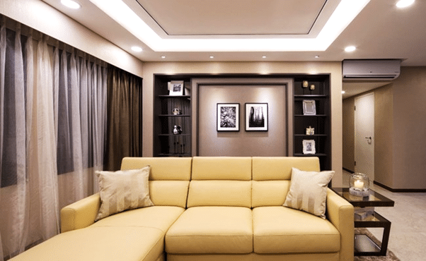Living Rooms That Demonstrate  Contemporary Living  (9)