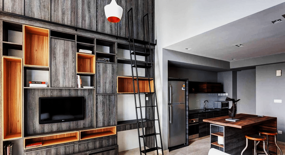 MINIMALISTIC APARTMENTS WITH AMBIENCE BY IDEAL DESIGN INTERIORS (2)