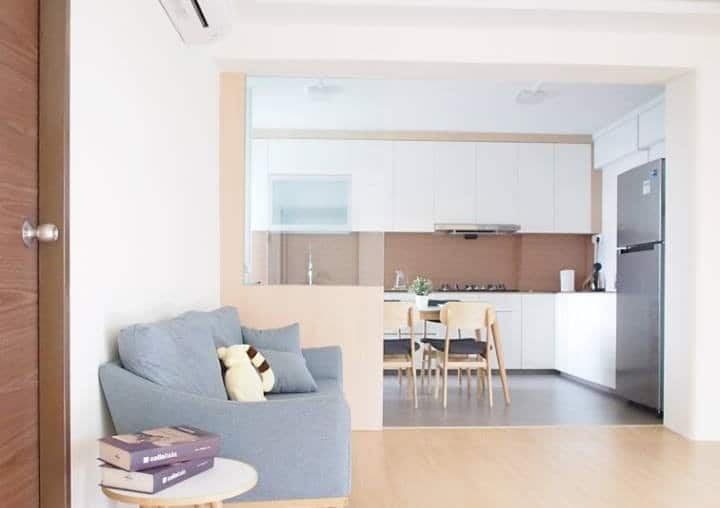 Minimalistic interior design that is perfectly sleek and spare for Minimalist interior design singapore