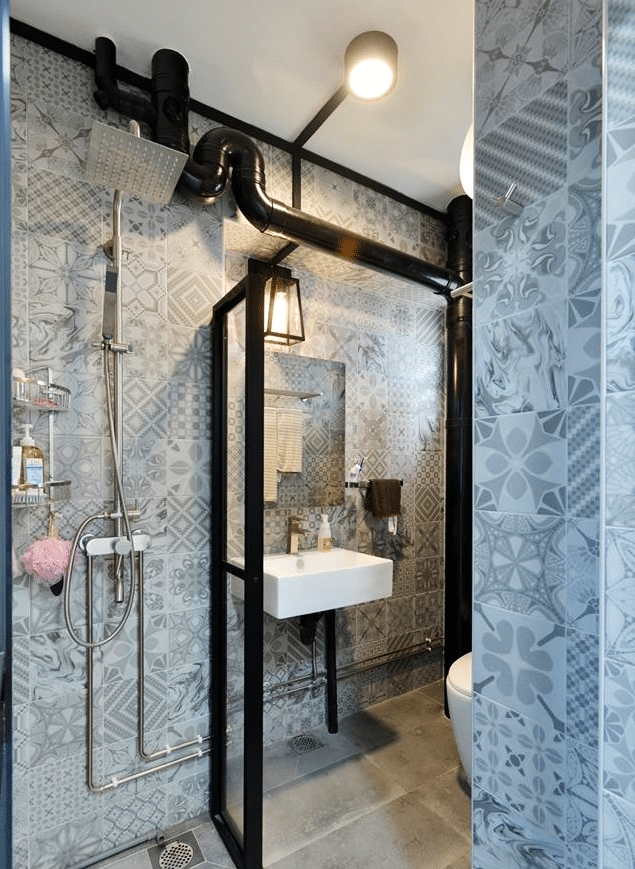Personalized, Stylish and Hustle-free Bathrooms Elevate these Modern Homes (4)