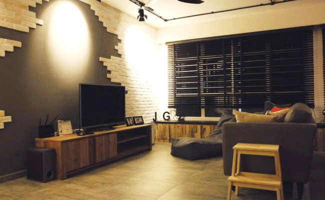 11 creative ideas to make interior brick walls Works (11)