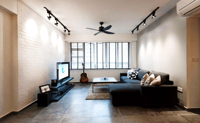 11 creative ideas to make interior brick walls Works (5)