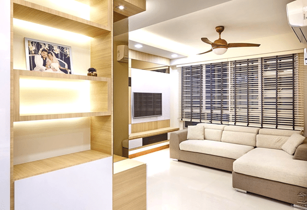 5 Contemporary White Themed Homes With Minimal Accents (4)