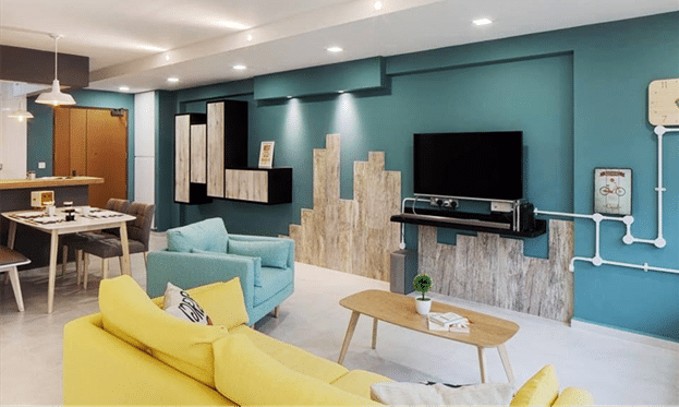 5 LIVING ROOMS THAT REVEAL THE MODERN STYLISH TRENDS (1)